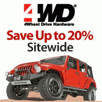 4WD Hardware & Coupon Codes Coupons & Promo Codes