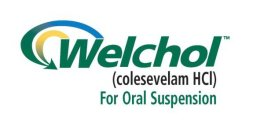 Welchol Coupons & Promo Codes