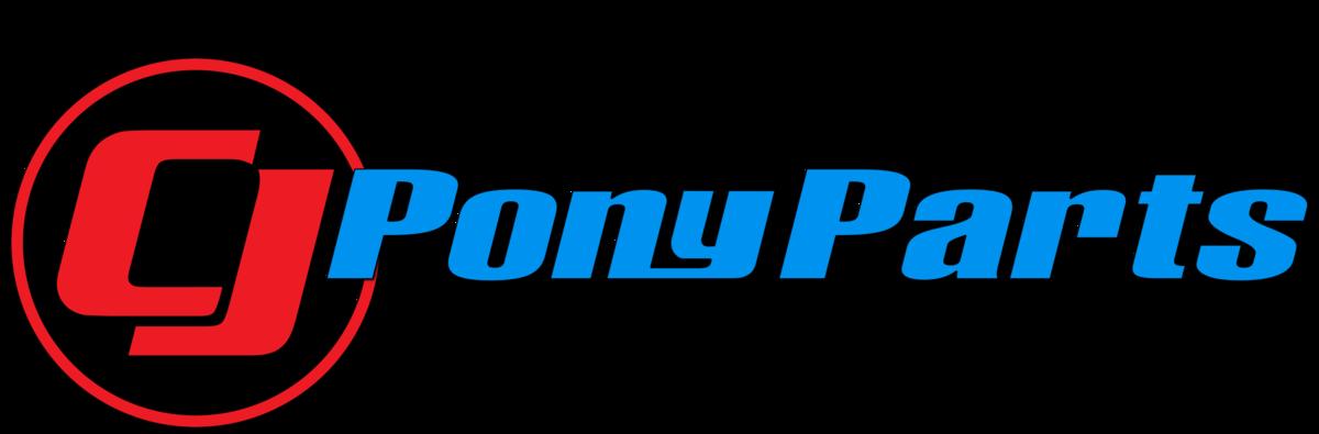 Cj Pony Parts Coupons & Promo Codes