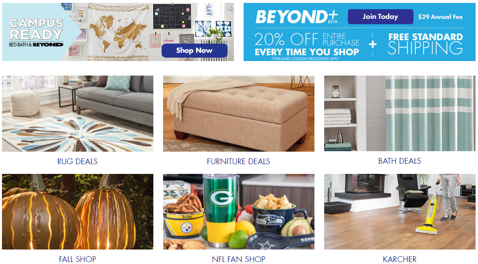 60 Off Bed Bath Amp Beyond Coupons Promo Codes Amp Deals Jan