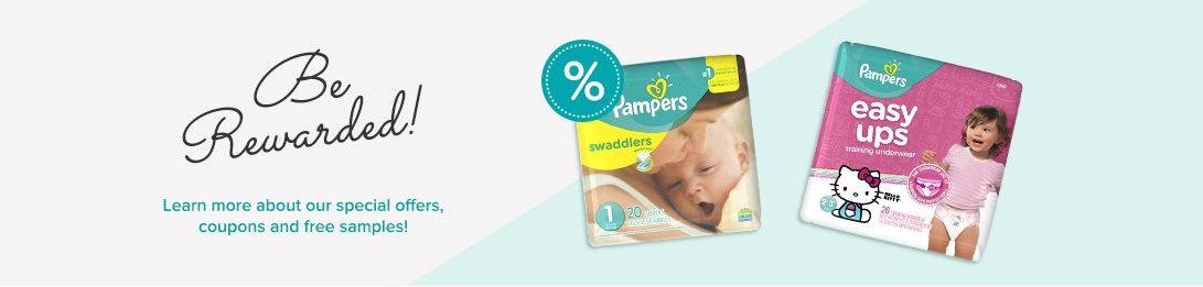 Pampers Coupons 02