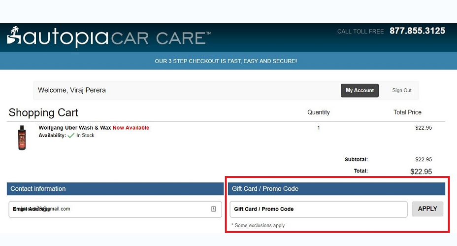 Autopia Car Care Coupons