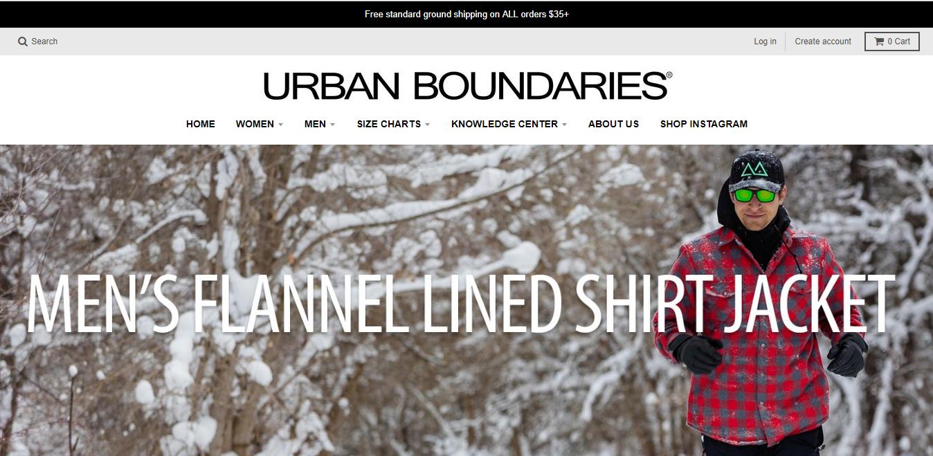 Urban Boundaries Coupons