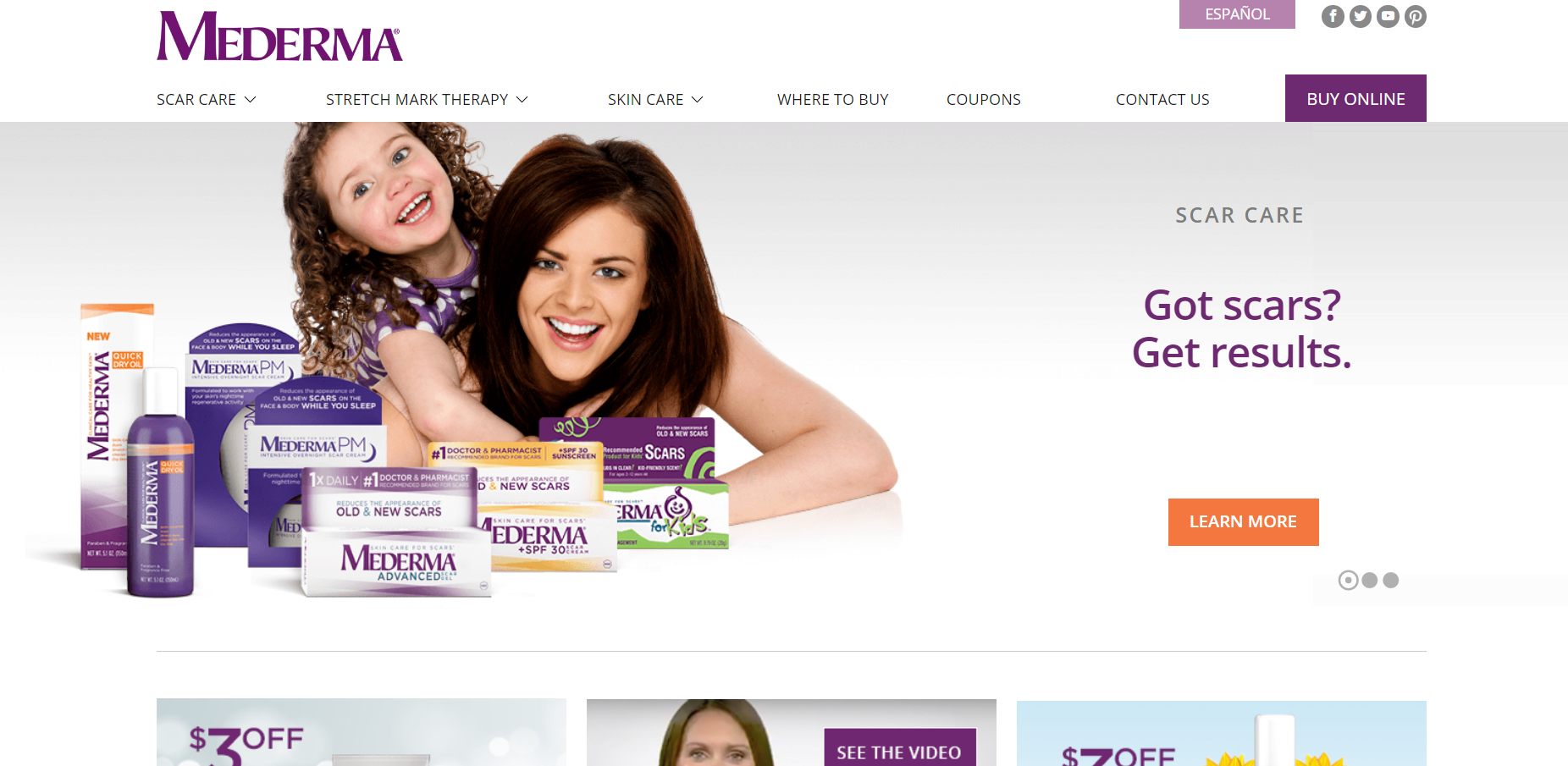 Mederma Coupons